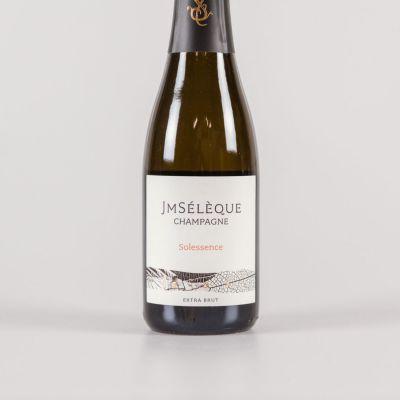1/2 fles Champagne Solessence - Pinot M. Chard. & Pinot N.