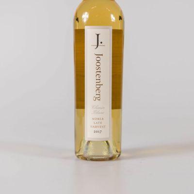 1/2 fles Noble Late Harvest - Chenin Blanc