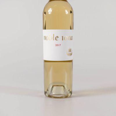 1/2 fles Noble Late - Sauvignon Blanc