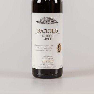 Barolo 'Falletto' - Nebbiolo