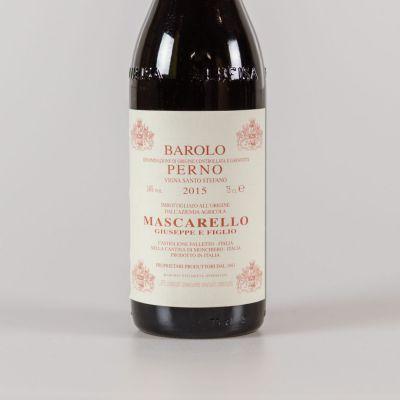 Barolo 'Santo Stefano di Perno' - Nebbiolo