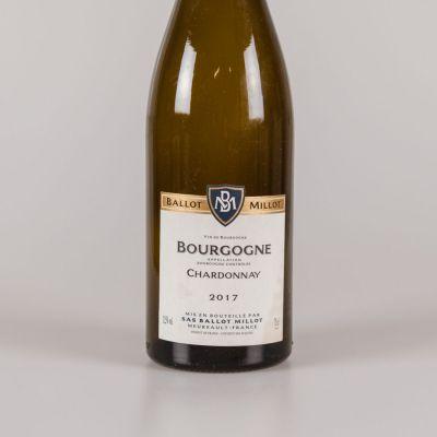 Bourgogne Blanc - Chardonnay BM