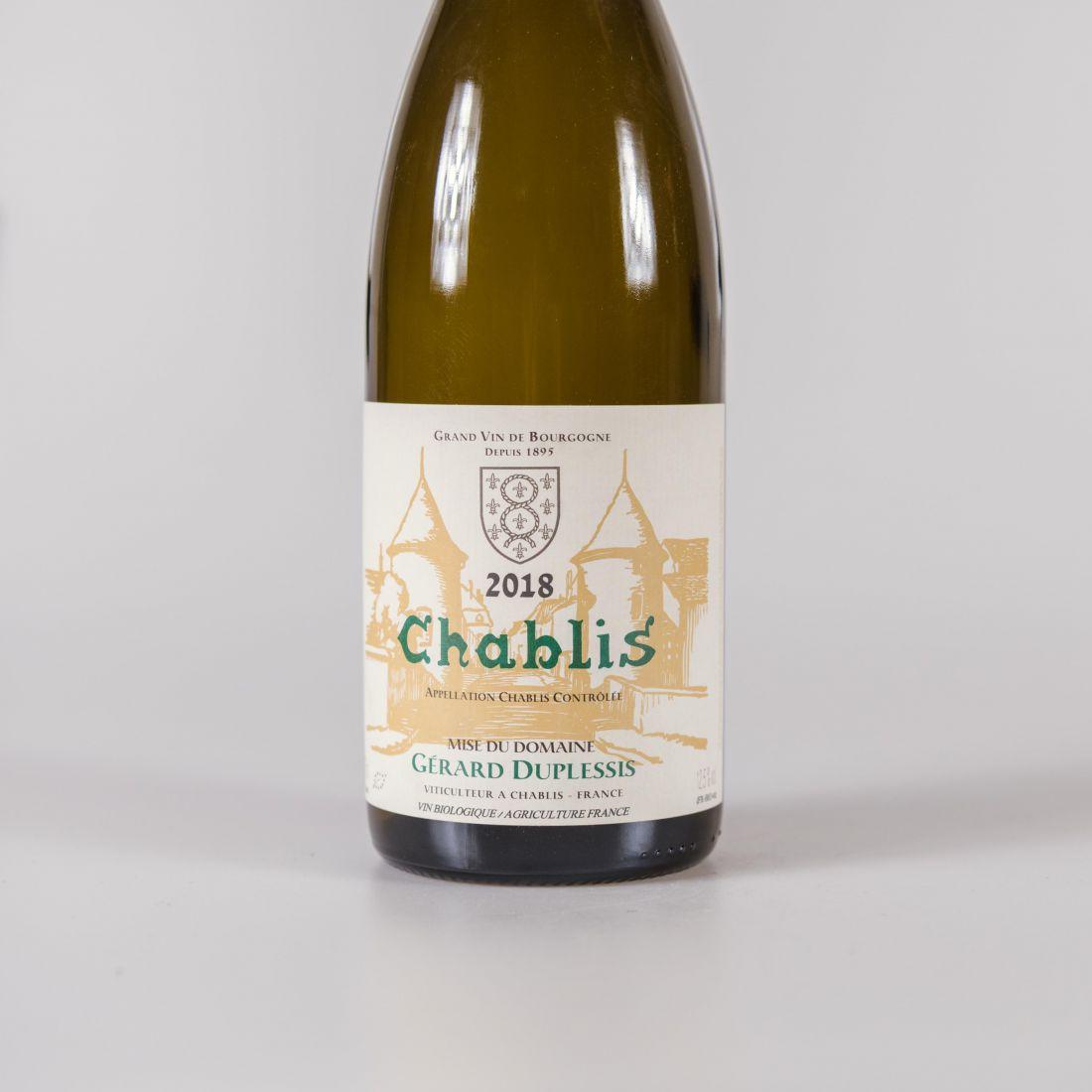chablis village chardonnay