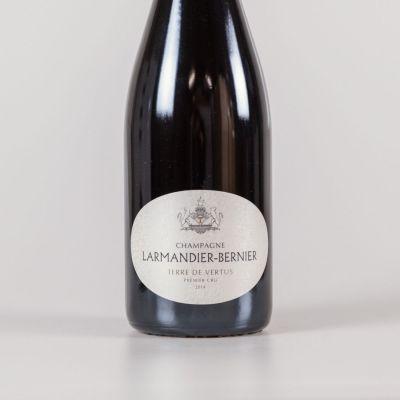 Champagne 1e cru Terre de Vertus BDB - Chardonnay