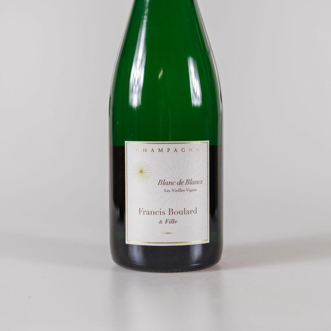 champagne blanc de blancs vv brut nature chardonnay