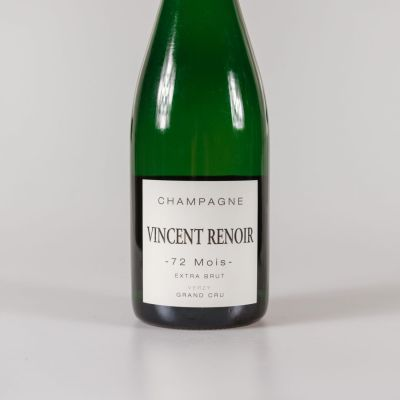 Champagne Cuvée 72 Mois Verzy Grand Cru - Pinot Noir & Chard