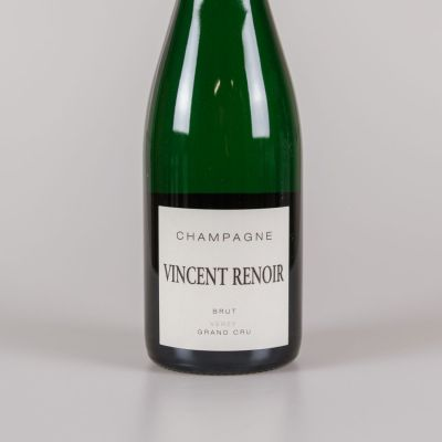 Champagne Cuvée Brut Verzy Grand Cru - Pinot Noir & Chard.