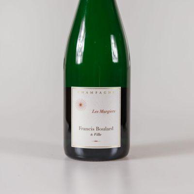 Champagne Les Murgiers Brut Nature - Blanc des Noirs