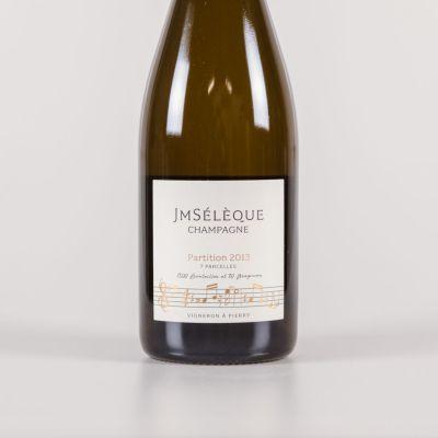 Champagne Partition - Chardonnay, Pinot Noir, Meunier