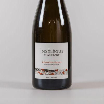 Champagne Solessence Nature - Pinot Meunier, Chard. & Pinot