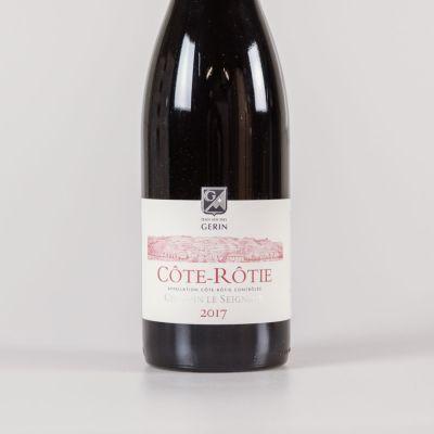 Côte-Rôtie 'Champine le Seigneur' - Syrah