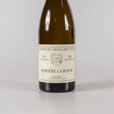 Derrière la Roche VV Jura - Chardonnay / Melon a Queue Rouge