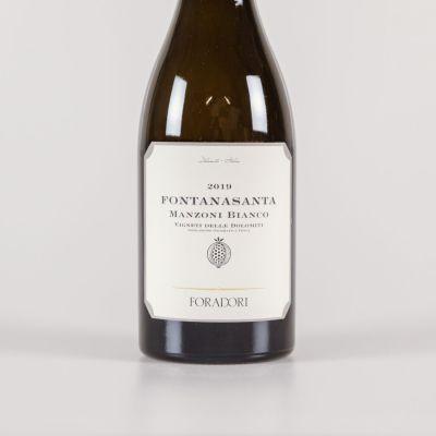 Fontanasanta - Manzoni Bianco
