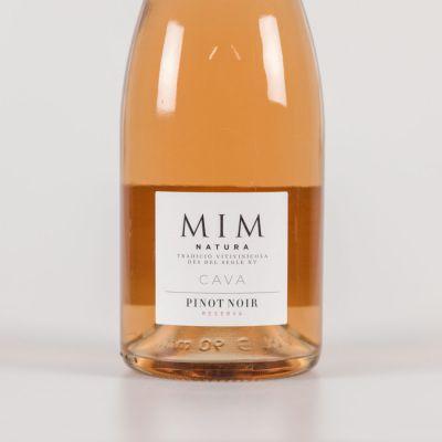 Magnum Cava MIM Natura Rose Brut Res. - Pinot Noir