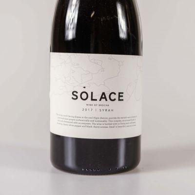 Magnum Solace 'Brocha' - Syrah
