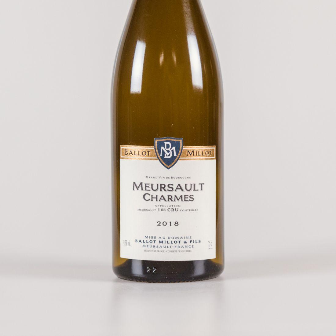 meursault 1e cru charmes chardonnay bm