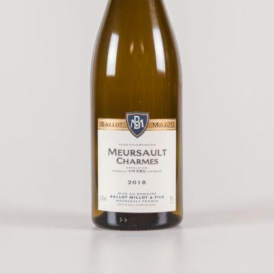 Meursault 1e cru 'Charmes' - Chardonnay BM