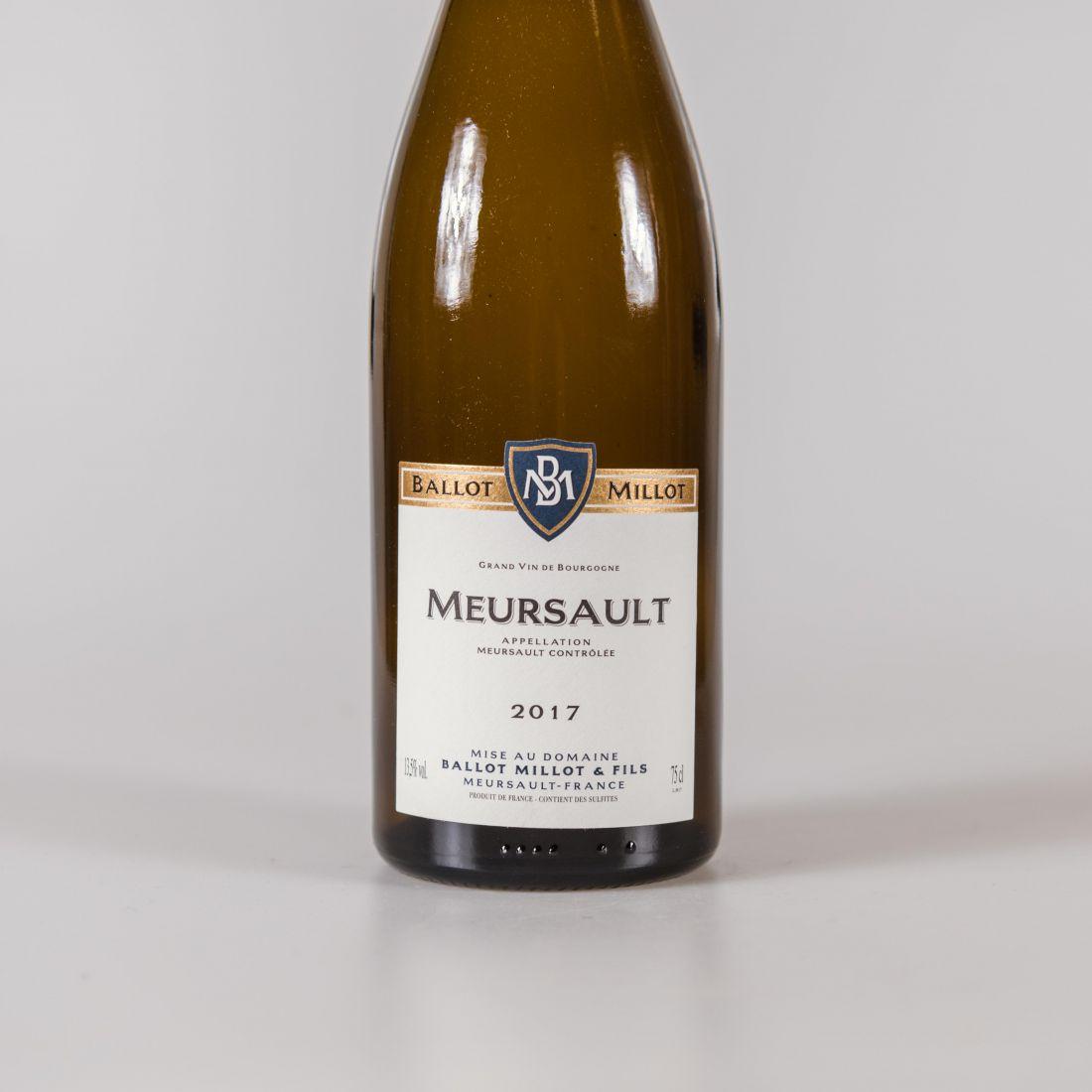 meursault chardonnay