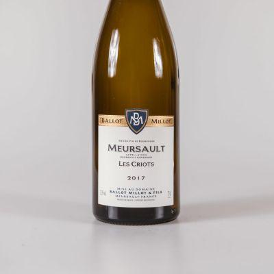 Meursault 'Criots' - Chardonnay BM