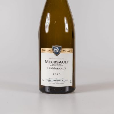Meursault 'les Narvaux' - Chardonnay