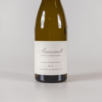 Meursault Saint Christophe - Chardonnay