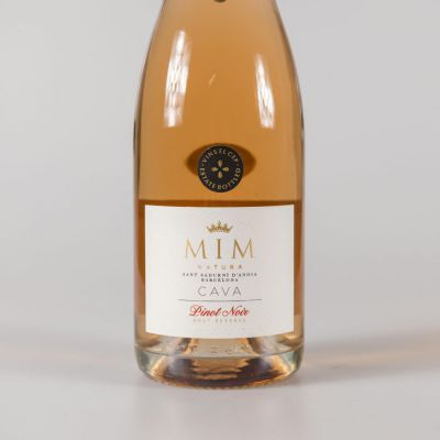 MIM Rose Cava Brut - Pinot Noir