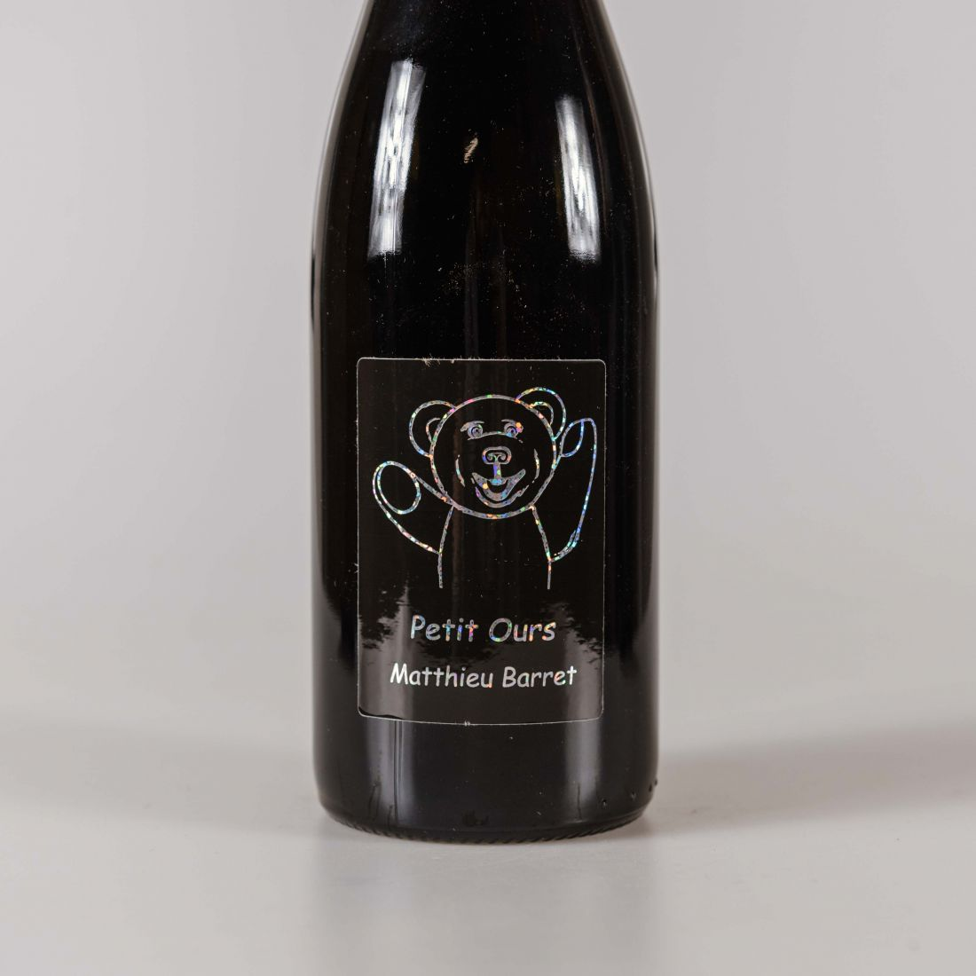 petit ours rouge syrah