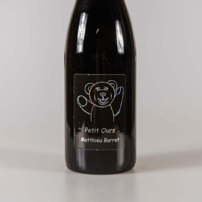Petit Ours Rouge - Syrah