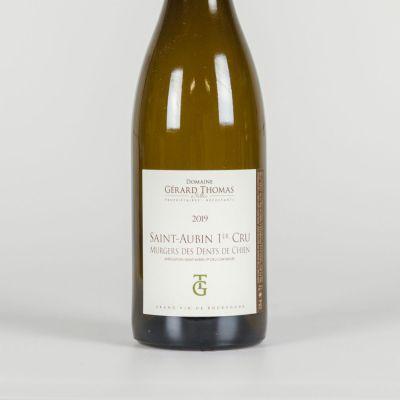 Saint-Aubin 1e cru 'Murgers DDC' - Chardonnay T