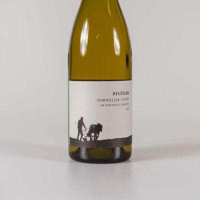 Sommelier Cuvée Holzfass Gereift - Chard, WB & GV