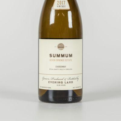 'Summum' Eola-Amity Hills - Chardonnay