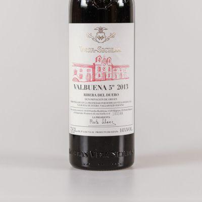 Valbuena 5 año - Tinto Fino & Cabernet Sauvignon