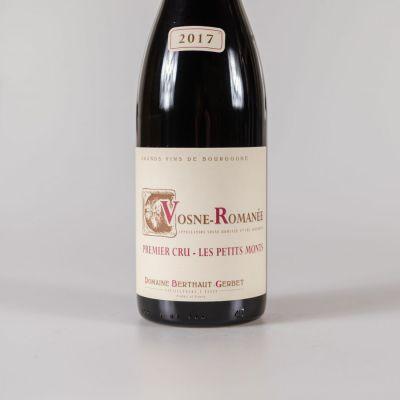 Vosne-Romanée 1e cru 'Les Petits Monts' - Pinot Noir
